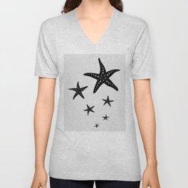 Starfishes Unisex V-Neck