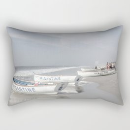 Beach Patrol Brigantine Rectangular Pillow