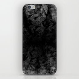 Abstract Radial Gradation iPhone Skin