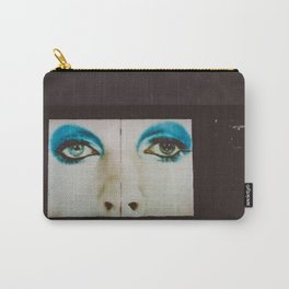 Brooklyn Eyes Carry-All Pouch