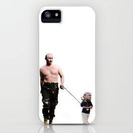 Putin X Baby Trump iPhone Case