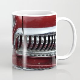 Retro cars antique parts and the elements Coffee Mug
