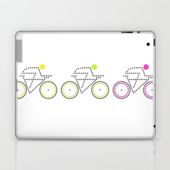 Olympic Posters - Cycle 2 Laptop & iPad Skin