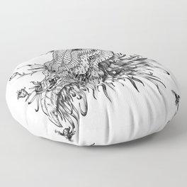 Cycle 3 Floor Pillow