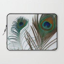 Peakock's Feathers Laptop Sleeve