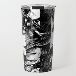 Looking Glass. Yury Fadeev. Travel Mug