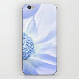 Cosmea Blue 223 iPhone Skin