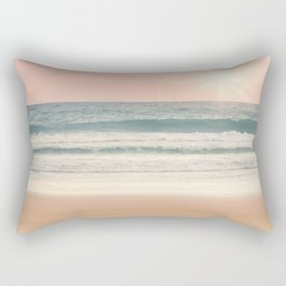 The breath of life Rectangular Pillow