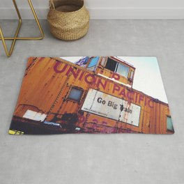 Union Pacific  Rug