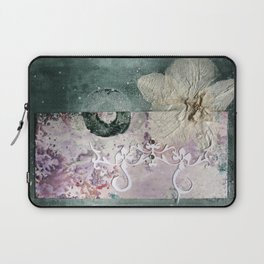 The Moth Orchid Laptop Sleeve