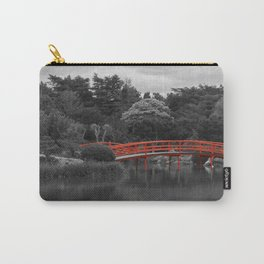 The Red Bridge (Higher Contrast) Carry-All Pouch