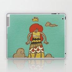 The Long Dress Laptop & iPad Skin