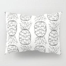 pineappleprint Pillow Sham