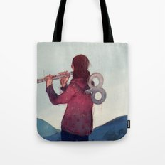 Automated Tote Bag