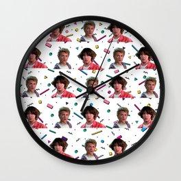 ~ Bill & Ted ~ Wall Clock