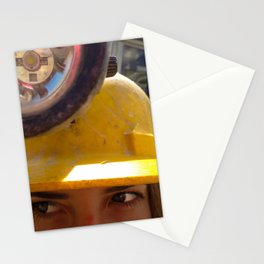 Shifty Work Stationery Cards