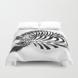 Zebra / Cebra Duvet Cover