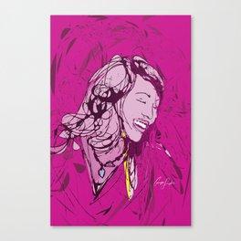 Digital Drawing #1 Canvas Print