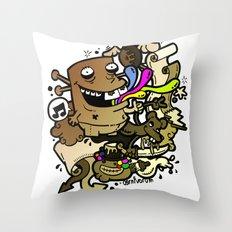 Anacleto! Throw Pillow