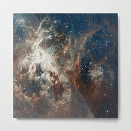 Galaxy Eater Metal Print