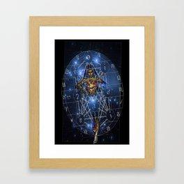 Guardian of Destiny  Framed Art Print
