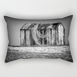 Fishermans Hut Rectangular Pillow