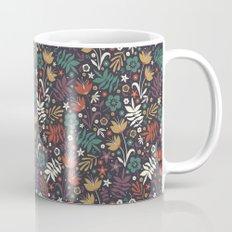Midnight Florals Mug