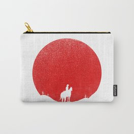 The Rising Sunset Carry-All Pouch