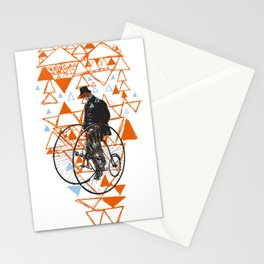 Bicycle Gent Stationery Cards