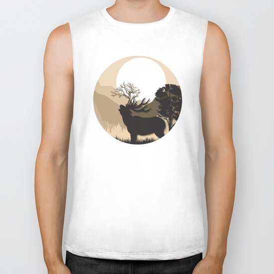 My Nature Collection No. 62 Biker Tank