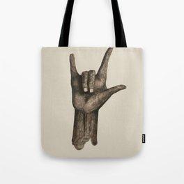 ILY Tote Bag