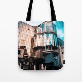 Modern Vienna Tote Bag
