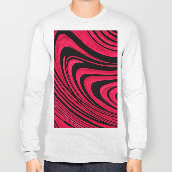 PewDiePie's Wave Long Sleeve T-shirt