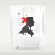 The Assassination of John F. Kennedy Shower Curtain