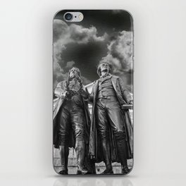 The poet iPhone Skin