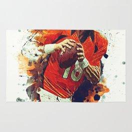Peyton Manning Rug