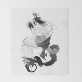angelfish Throw Blanket