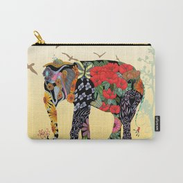 Ms. Ele Phant Carry-All Pouch