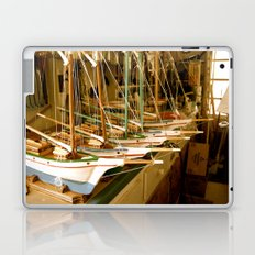 Handmade Boats Laptop & iPad Skin