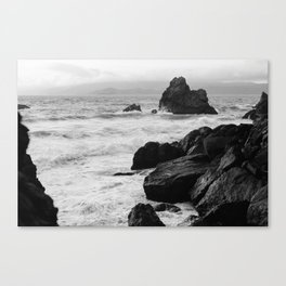 View from Sutro Baths - California Canvas Print