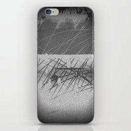 Grey Matter iPhone Skin