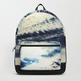 Train Silhoutte Backpack