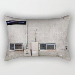 Back Alley Abstract De Sijl Rectangular Pillow