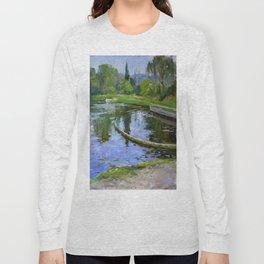 Morning park Long Sleeve T-shirt
