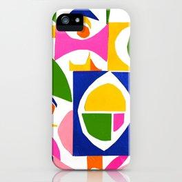 tango in the lemon tree ... iPhone Case
