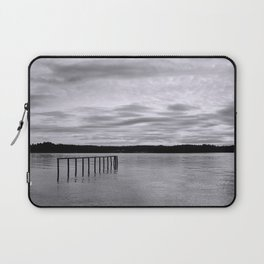 The Lonely Pier Laptop Sleeve