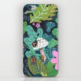 Beetle Pattern iPhone Skin