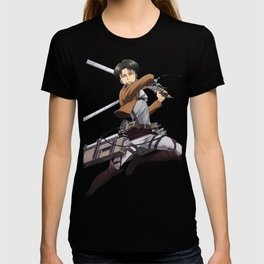 captain levi strike T-shirt