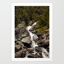 Nature Is Speaking / Landscape Photography Art Print