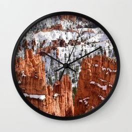 Bryce Canyon - Sunset Point II Wall Clock